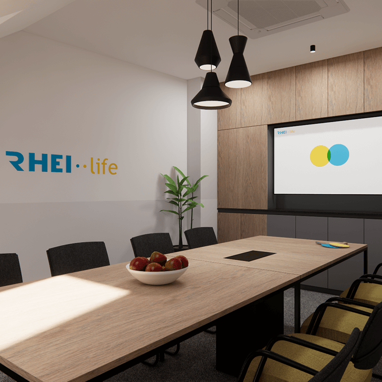 Rhei life Vrsac Office