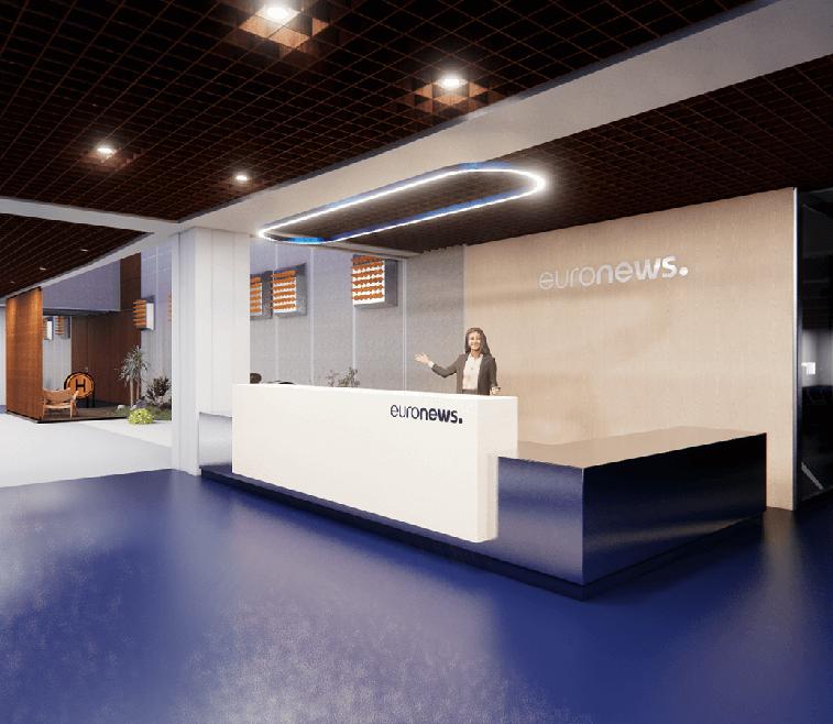 Euronews Sava Centar