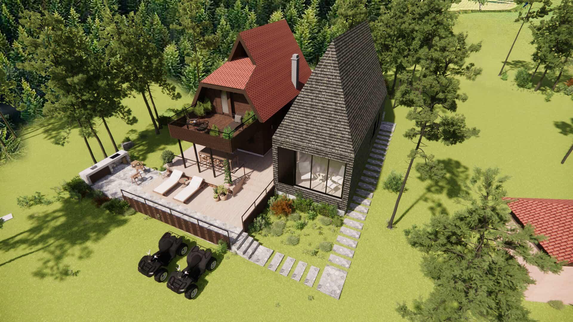Zlatibor weekend house
